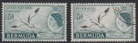 Bermuda 1953-62 Mint Mounted & Cancelled, Sc# , SG 143 - Bermuda