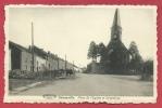 Gérouville - Place De L'Eglise Et Grand'rue - 1947 ( Voir Verso ) - Meix-devant-Virton
