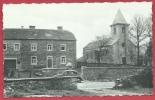 Provedroux - Le Presbytère Et L'Eglise Paroissiale - Oldtimer ... VW Cox ( Voir Verso ) - Vielsalm