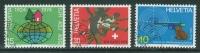 Suisse /Schweiz/Svizzera/Switzerland // 1974 // Timbres De Propagande No. 548-550 - Switzerland
