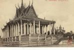 CPA (cambodge)PHNOM PENH   La Pagode Royale - Cambodge