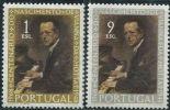 PT0290 Portugal 1969 Pianist Composer In Vienna 2v MNH - 1910-... República