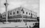 CPA VENISE - PIAZZETTA ET PALAIS DUCAL - Venezia (Venice)