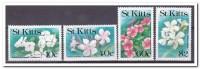 St. Kitts 1991, Postfris MNH, Flowers - St.Kitts En Nevis ( 1983-...)