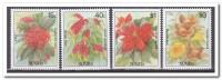 St. Kitts 1988, Postfris MNH, Flowers - St.Kitts En Nevis ( 1983-...)