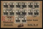 Ober-Ost,1 Als MEF, (8700) - Besetzungen 1914-18