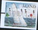 Aland 2010 Frama Label Sailing 1v Complete Set ** MNH - Aland