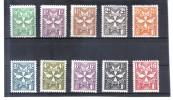 KPÖ798 MALTA  1925 Michl 11/20 PORTO ** Postfrisch ZÄHNUNG Siehe ABBILDUNG - Malta
