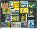 1959/61 Ghana Ordinaria Ordinary Ordinaire Set MNH** Excellent Quality -Spa77 - Ghana (1957-...)