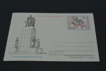 TR637-Card  Poland Polaska   35-lecie Wyzwolenia Warszawy - Entiers Postaux
