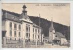 FONTAINEMELON - COLLEGE ET EGLISE - ANIMEE - 8.02.17 - TTB - NE Neuchâtel