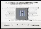 """RFA  - 1995: """"50e Anniv. De La Libération Des Prisonniers Des Camps De Concentration"""" - BF N° 31** - Blocks & Sheetlets"""