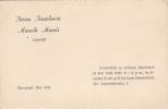 Romania - Bucuresti - Judaica - Fam Mandi - Isaraelovici - 1930 - Engagement
