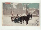 CANADA - TYPICAL CANADIAN SLEIGH - CPA - Zonder Classificatie
