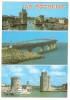 La Rochelle (17) Le Vieux Port Avec Les Tours De Saint Nicolas Et De La Chaine - Pont De L'ile De Ré - France