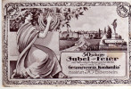 "AK Eschersheim Bei Oberrad, Gerbermühle, Frankfurt -""""50-jährige Jubel-Feier Gesangverein Konkordia"" -seltene Litho !!! - Frankfurt A. Main"