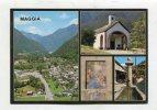 SWITZERLAND - AK 246608 Maggia - TI Tessin