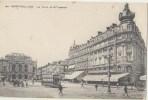 Cpa  34 Herault Montpellier   La Place De La Comedie Tramway - Montpellier