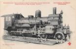 Locomotives étrangères (Allemagne) - Locomotive Pour Trains Express à Vapeur Surchauffée - N° 38 - Trains