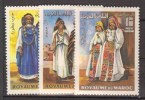 MAROC    1969     COSTUMES     N°  582 / 583 + PA  N° 116       COTE    9 € 30           ( V 554 ) - Morocco (1956-...)
