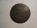 MONNAIE AUTRICHE EIN KREUZER 1816 B - Oostenrijk