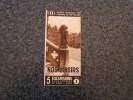 NOS LOISIRS 5 Excursions N° 1 Ancien Guide Dépliant SNCB 1938 Chemins De Fer Train Régionalisme Tourisme Belgique - Culture