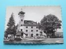 """Hotel """" Belvedere """" ( J. Vanwersch - Gatez ) NADRIN Au Sommet Du Hérou - Anno 19?? ( Zie Foto´s Voor Detail ) ! - Houffalize"""