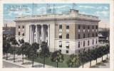 Florida Tampa U S Post Office And Custom House1924
