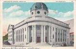 Florida Tampa First Baptist Church The Cigar City 1933