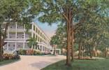 Florida Orlando Main Entrance Florida Sanitarium And Hospital