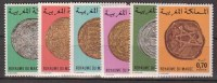 MAROC    1976     Anciennes Monnaies Marocaines       N°  769 / 774      COTE    5 € 50           ( V 574 ) - Morocco (1956-...)