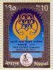18th SAARC SUMMIT KATHMANDU MINT STAMP NEPAL 2015 MINT/MNH - Organisaties
