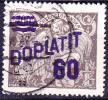 Tschechoslowakei CSSR - Portomarke (MiNr: 45) 1926 - Gest. Used Obl. - Timbres-taxe