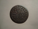 MONNAIE BELGIQUE 1 LIARD 1752 - Zonder Classificatie