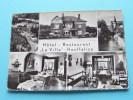 "Hotel Restaurant "" LA VILLA "" (  ) Tél 280.10 Houffalize - Anno 19?? ( Zie Foto Voor Details ) !! - Houffalize"