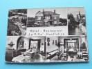 "Hotel Restaurant "" LA VILLA "" (  ) Tél 280.10 Houffalize - Anno 19?? ( Zie Foto Voor Details ) !!"