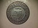 Suriname 25 Cent 1966 - Surinam 1975 - ...