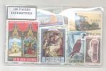 200 DIFFERENT STAMPS FROM 200 DIFFERENT COUNTRIES - 200 ESTAMPILLAS DIFERENTES DE 200 PAISES DIFERENTES - Postzegels