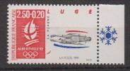 1992-N° 2679a** ALBERVILLE 92.LA LUGE - Neufs