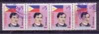 Filippijnen - 1999- Yv. 2497 X4 - Gestempeld - Philippines