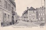 CPA Animée (89)  SAINT FLORENTIN La Grande Rue Café VOCORET - Saint Florentin