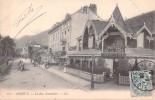 74 ANNECY LA RUE SOMMELLIER / LL 111 / HOTEL DE LA GARE - Annecy