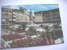 Duitsland Deutschland Baden Württemberg Stuttgard Marktplatz PKW - Stuttgart