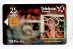 Telekom Slovenije 25 Impulzov - Leticia Calderon - Slovénie