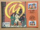 N° 3283HK. Gemeenschappelijke Uitgifte - Emission Commune. - Cartas Commemorativas