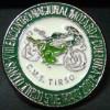 Pin´s National Meeting Motard - Motorcycle - Moto - Motos