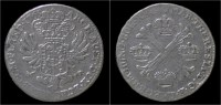 Southern Netherlands Brabant Maria-Theresia 1/2 Kroon (couronne) 1765 - Belgique