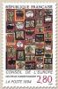 N° 112 Hundertwasser Faciale 2,80 F - Nuovi