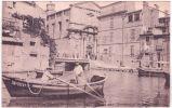 15- MARTIGUES -( La Venise Provençale ) Un Coin Du Quai Brescon Et La Cathédrale -ed. A Tardy - Martigues