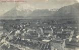 SUISSE - SCHWEIZ - SVIZZERA - SWITZERLAND - BE - BERNE - Thun Mit Niesen - Pliure - BE Bern